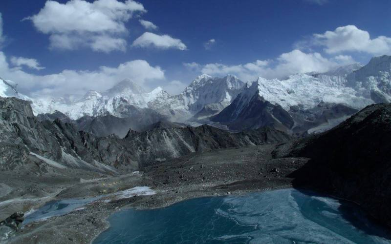 Gokyo ri Everest base camp Trek