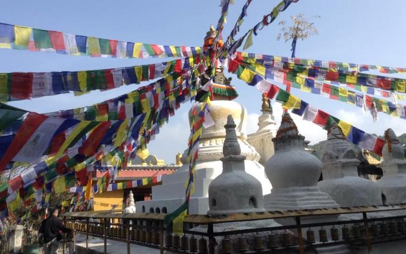 Kathmandu valley spiritual tour