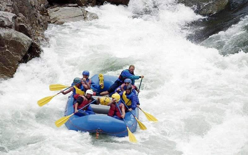 Trishuli White Water Rafting