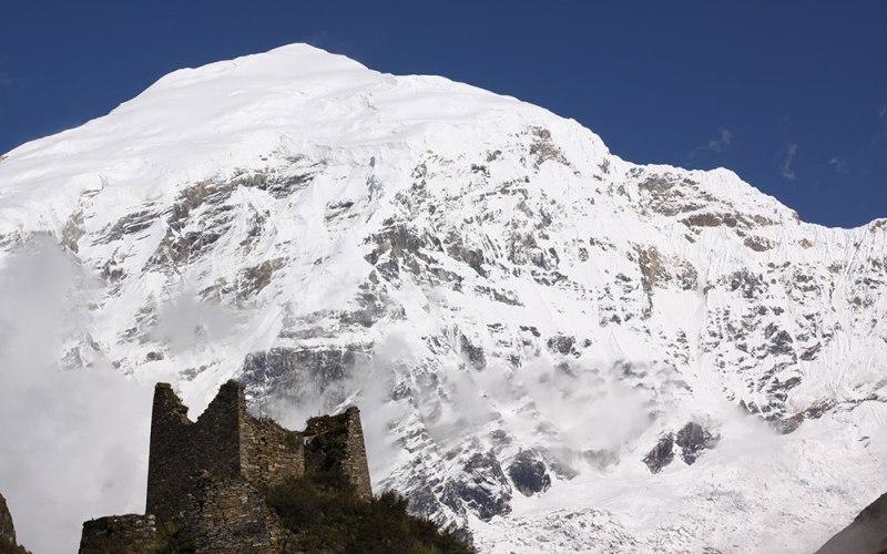 Mt Jhomolhari Trek