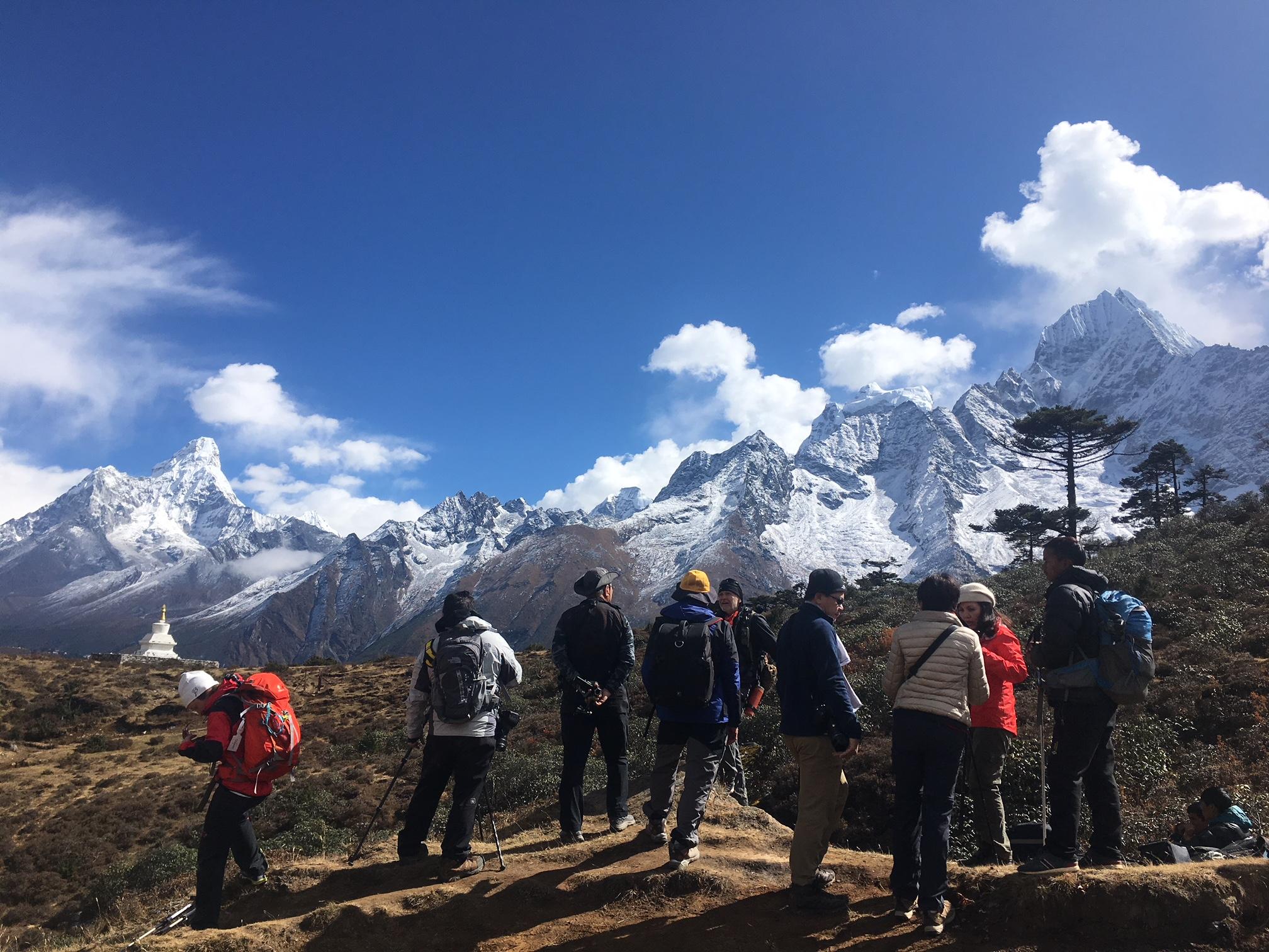 Everest Short Trek for Seniors