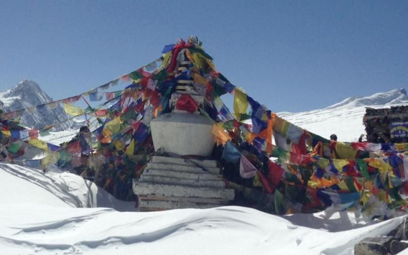 Round Annapurna Trek 14 days